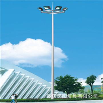 Đèn LED chiếu sáng mặt đường , loại cao 3 mét 3.5 mét.