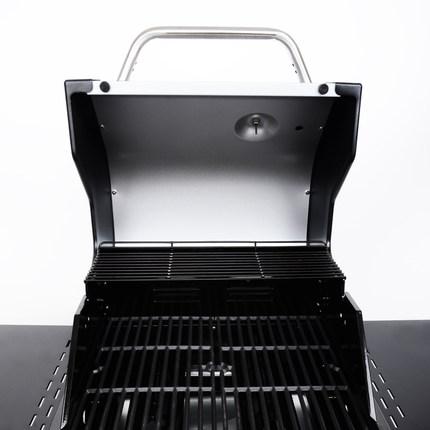 Chant Nồi lẩu điện, đa năng, bếp và vỉ nướng Lò nướng gas BG1752B nướng ngoài trời khí hóa lỏng sân