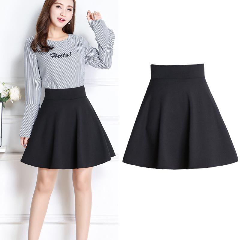 Chân Váy Xòe Chữ A , có lót quần Đơn giản nhẹ nhàng .