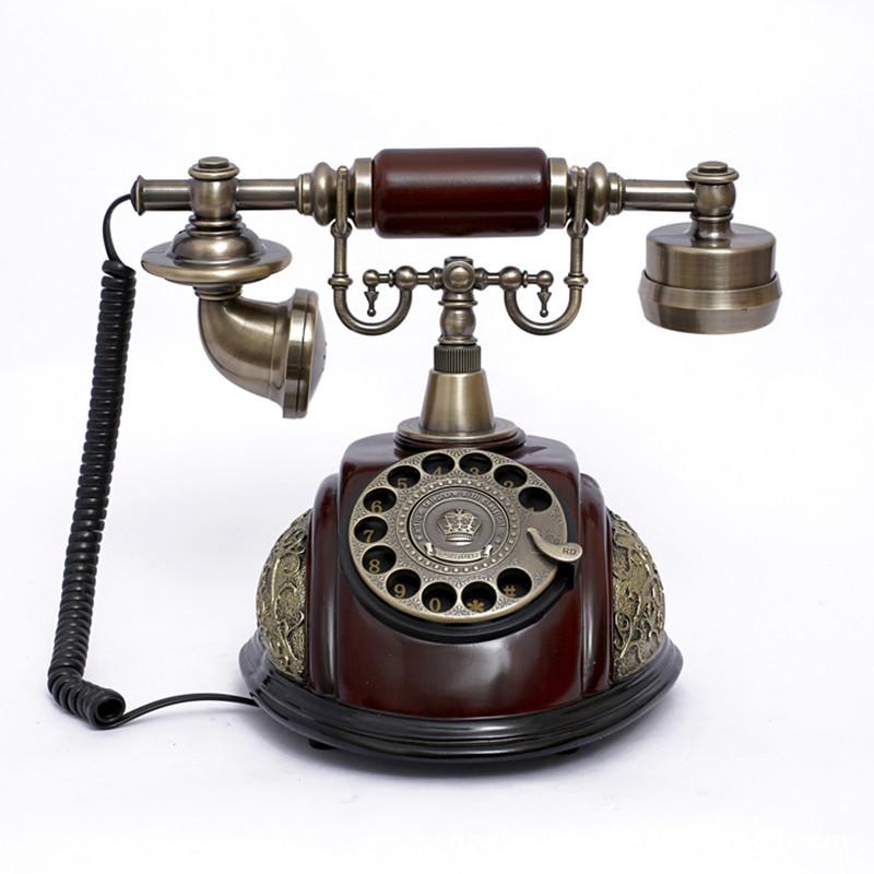 ZHIZHEN Điện thoại Đối với nhà máy bán hàng trực tiếp lục địa kiểu cũ retro điện thoại văn phòng cố