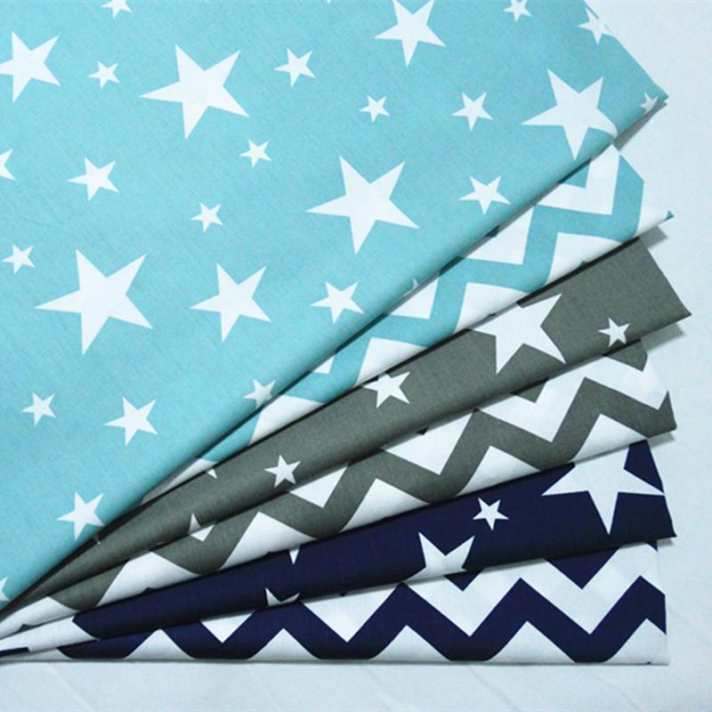 NLSX vải  cotton twill in mẫu giáo hoạt hình vải giường bé bán buôn vải rộng 1,6 m