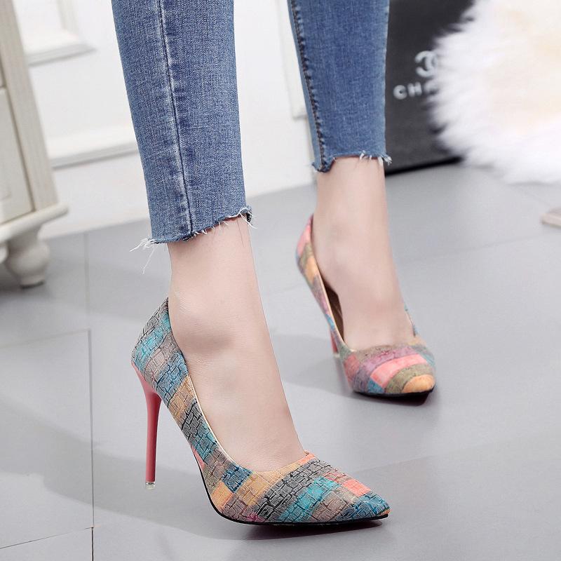 Giày Búp Bê cao gót dành cho nữ  .
