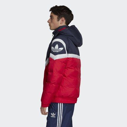 Adidas  Phái nam  Adidas chính thức adidas clover DOWN JACKET nam xuống áo khoác EC3664 EC3663