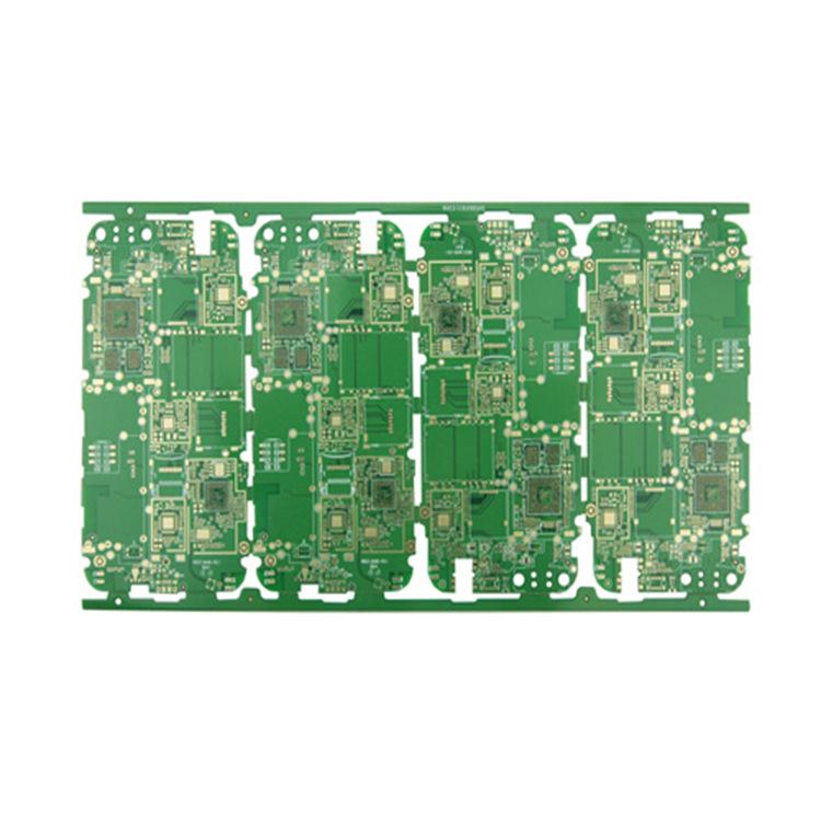 JINRUIXIN Phụ kiện điện thoại Nhà sản xuất bảng mạch nhiều lớp pcb sản xuất bảng mạch đa lớp mật độ