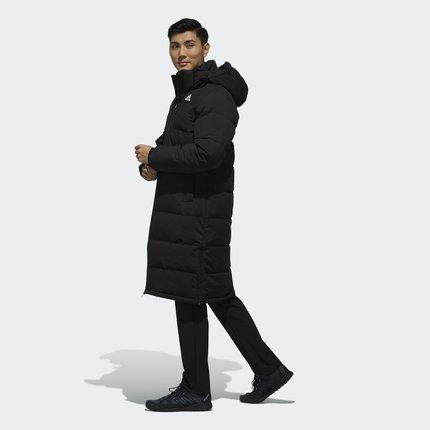 Adidas Phái nam  Adidas chính thức adidas LONG BENCH PK nam ngoài trời xuống áo khoác CK0978