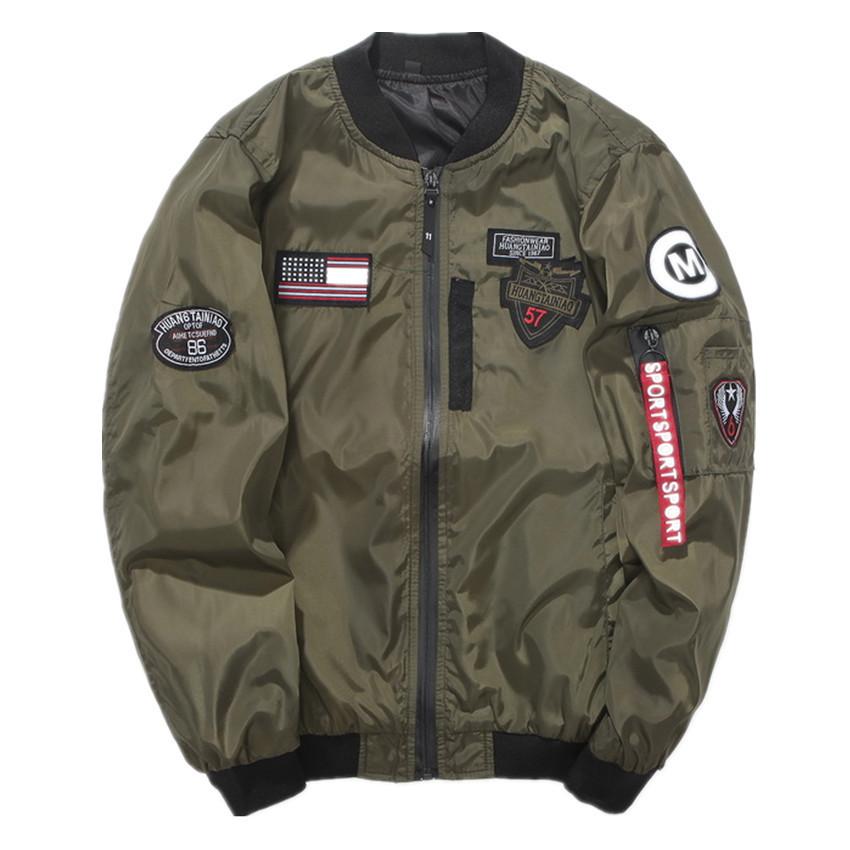 Áo khoác Xuyên biên giới dành riêng cho vụ nổ AliExpress thể thao nam và áo khoác cỡ lớn MA01 Áo kho