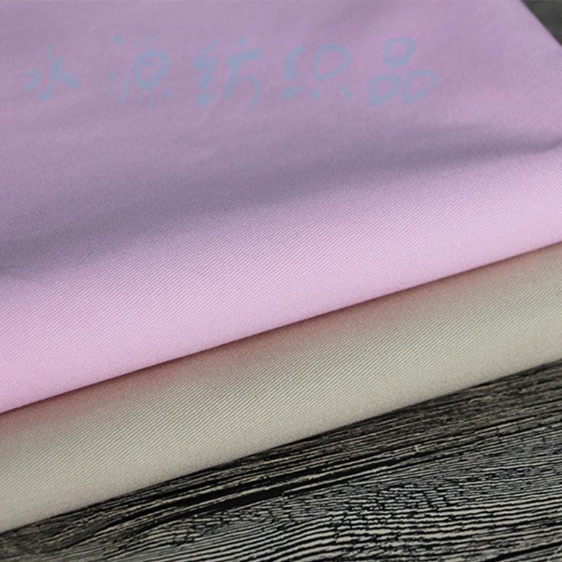 XINSHUIYUAN V ải Twill Cotton twill thẻ quần áo vải vải áo gió vải 128 * 60 vải twill vải vải