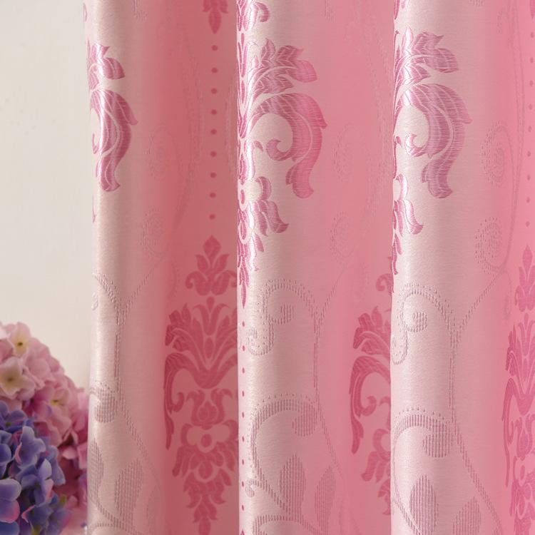 Vải Yarn dyed / Vải thun có hoa văn Rèm vải nhà máy bán hàng trực tiếp Shading vải jacquard vải Phòn