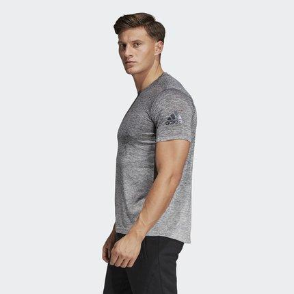 Adidas Áo thun Adidas chính thức FreeLift gradi nam đào tạo áo sơ mi ngắn tay DY9606DZ1062
