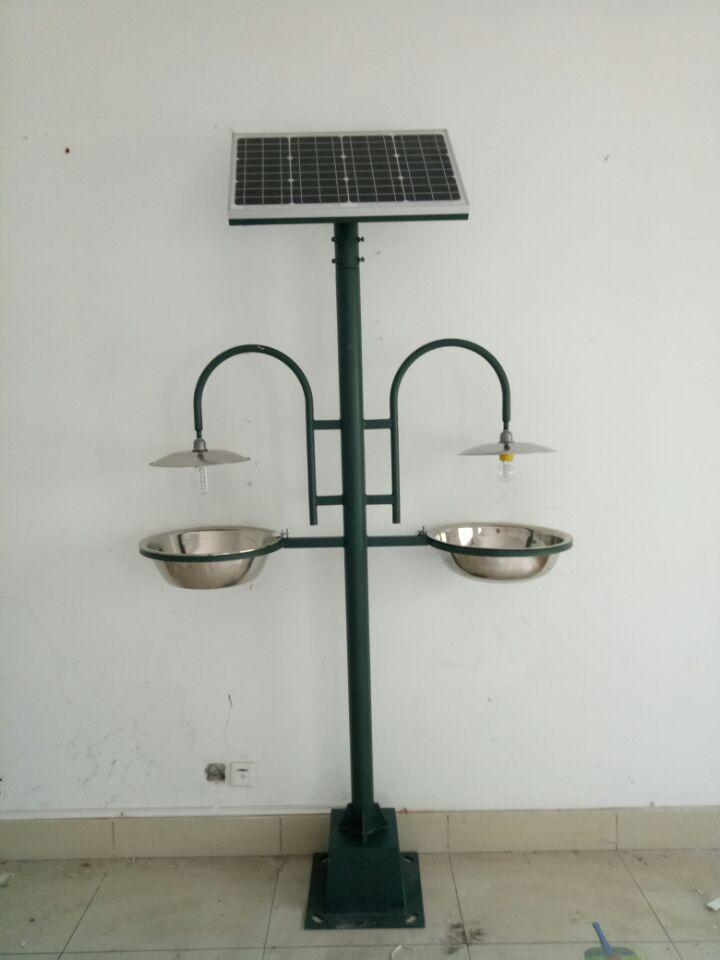 Đèn diệt côn trùng mặt trời chất lượng cao mới