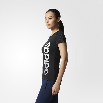 Adidas Áo thun Adidas chính thức Adidas EN 3S Tee áo thun thể thao nữ tay ngắn CF8938