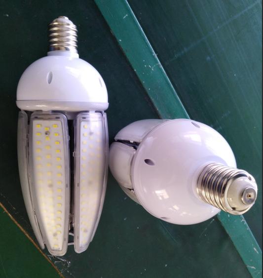 Bóng đèn LED bắp ngô Mới nhôm LED5730 Pastor đèn Ngô 30W48w72W bowling đèn sáng bóng đèn tiết kiệm đ