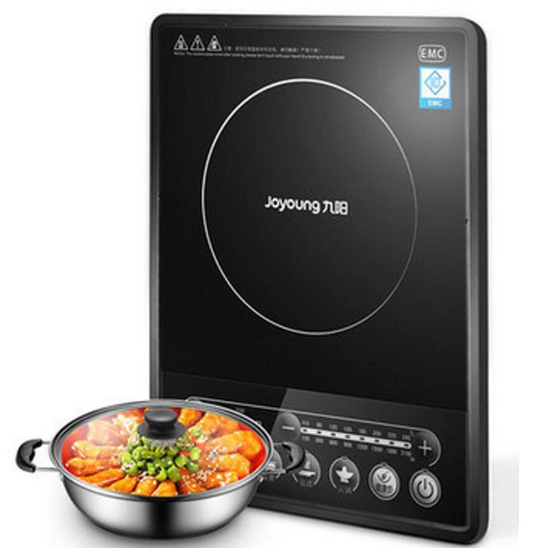Joyoung Bếp từ, Bếp hồng ngoại, Bếp ga Nên dùng nồi cơm điện đa năng Joyoung / Jiuyang JYC-21ES55C