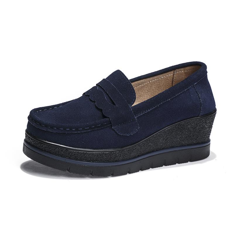 Giày Thời Trang Thể Thao Đế Dày dành cho Nữ , Giup Tăng chiều cao .