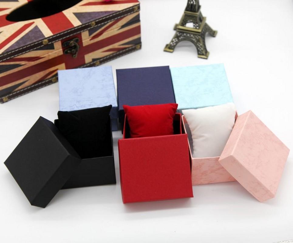 ZHIKU NLSX bao bì Cung cấp đồng hồ hộp bán buôn Vòng tay hộp Trang sức hộp gói quà tặng hộp carton b