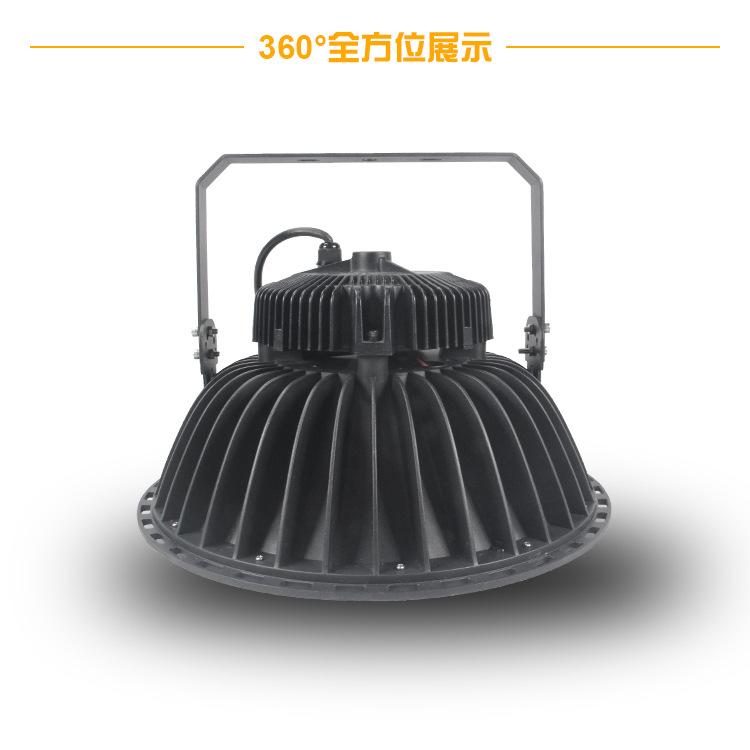 Đèn LED khai khoáng Công nghiệp và khai thác mỏ kính chống chói 100W150W200W đèn LED chiếu sáng tron