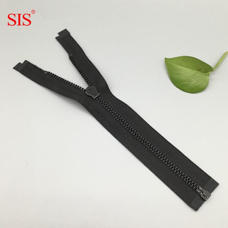 SIS Dây kéo kim loại nổi tiếng dây kéo thương hiệu nhà máy bán hàng trực tiếp # 5 kim loại đơn đầu m
