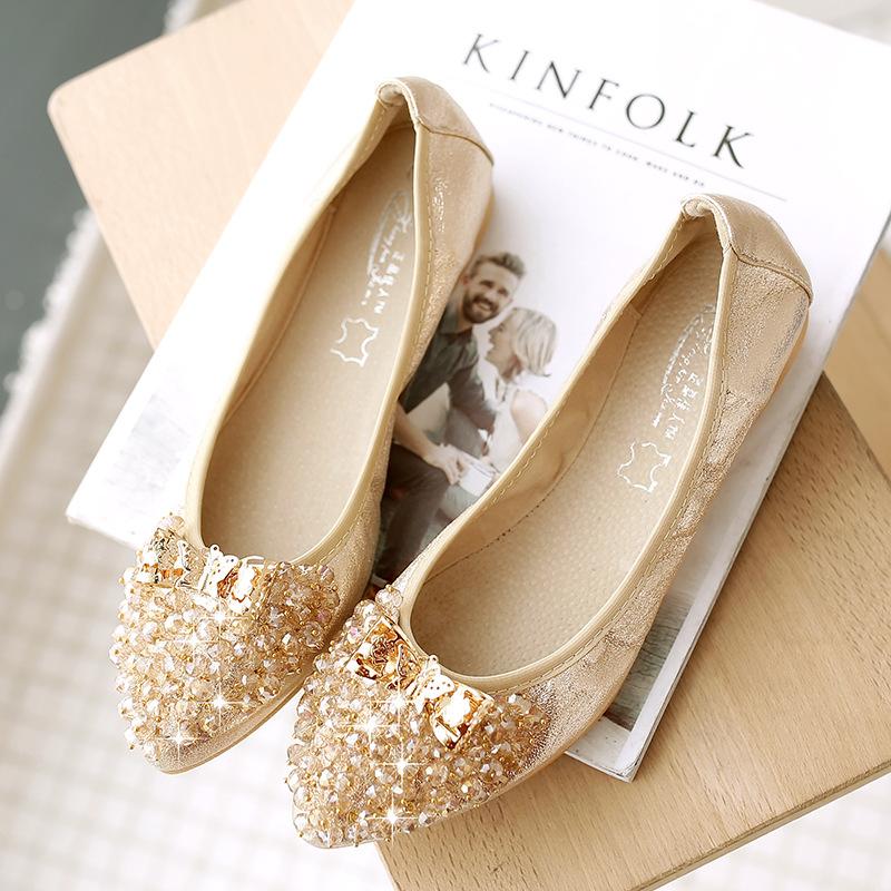 Giày búp bê Thời Trang dành cho Nữ .