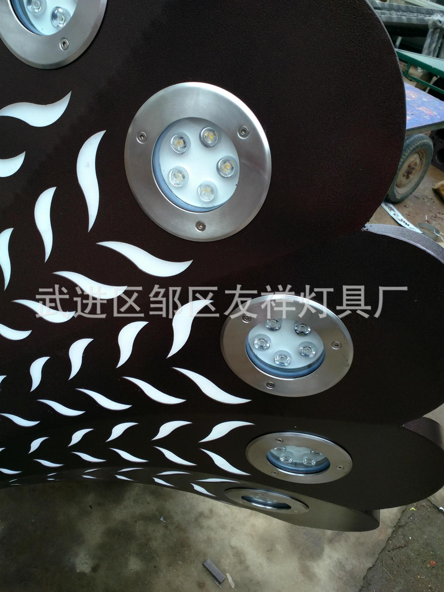 Đèn LED chiếu sáng công Nhà sản xuất ngoài trời Quảng trường kiến trúc cảnh quan sân Ánh sáng đèn /