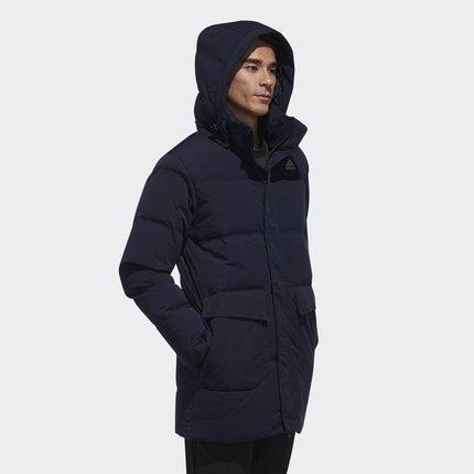 Adidas  Phái nam  Adidas chính thức adidas STR MID DOWN áo khoác nam ngoài trời xuống CK0969 CK0970