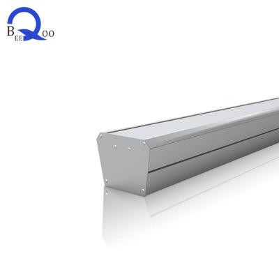 Ống đèn LED Hình chữ nhật Suite 38W chiếu sáng công nghiệp