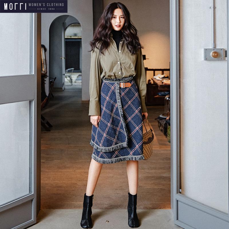 Váy Thổ Cẩm Thời Trang cho Nữ Hiệu : MOFFI -  Thương hiệu MOFFI