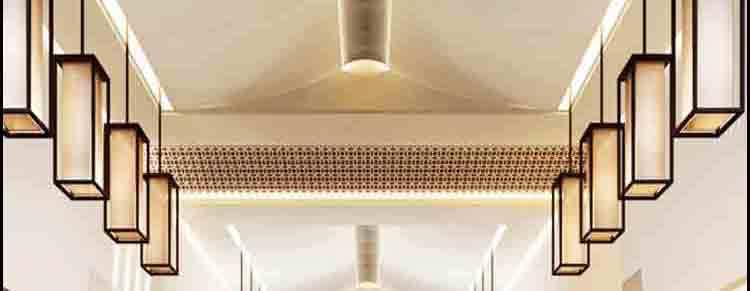 Đèn trang trì Châu Âu pha lê ngọc, phòng khách, nhà hàng xa xỉ trong khí quyển đèn chùm đèn phòng ng