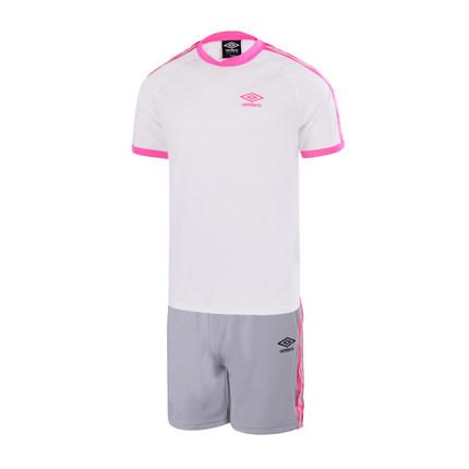 Đồ Suits - Hiệu Umbro  , quần áo bóng đá trẻ em tay ngắn