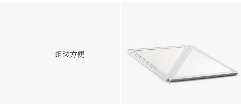 Bóng đèn LED trần vuông Bảng điều khiển thông minh LED đèn khí quyển sáng đèn cảnh KTV đèn khí quyển
