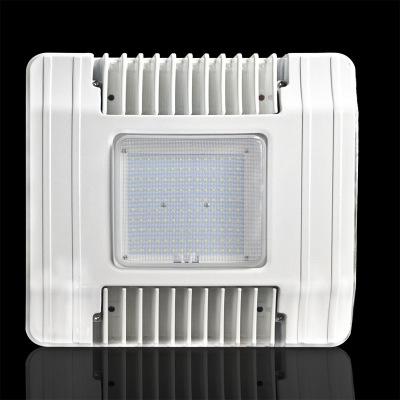 Bóng đen LED âm trần lưới vuông mới dẫn Minh gắn đèn đậu đèn đèn hành lang lối đi ánh sáng Đèn 100W