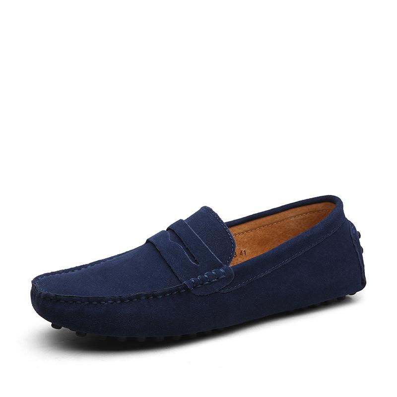 Giày Mọi da Lộn dành cho Nam , Thương hiệu : EnllerviiD