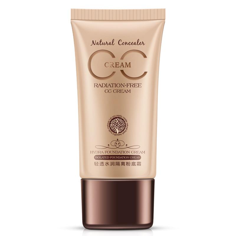 CC cream nâng cấp dưỡng ẩm tự nhiên che khuyết điểm .