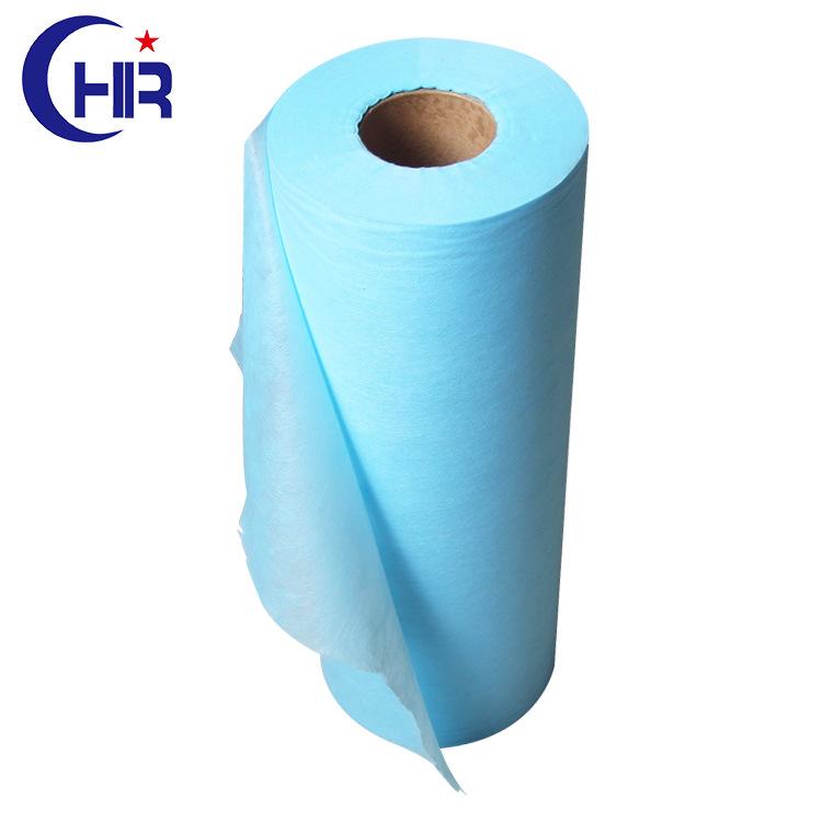 LVTU Vải không dệt Nhà máy trực tiếp đặc biệt pp spunbond vải không dệt Vải SS vải SSS 1 tấn miễn ph