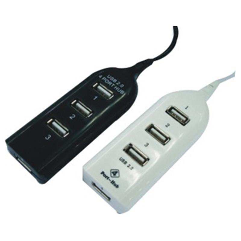 LIMEIDE Phụ kiện máy xách tay Máy tính xách tay máy tính để bàn Bộ chia USB2.0 Loại cắm HUB trung tâ