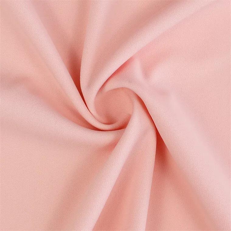 Vải Jersey Nhà máy trực tiếp 21 26 áo cotton chải kỹ áo thun vải dệt kim cotton
