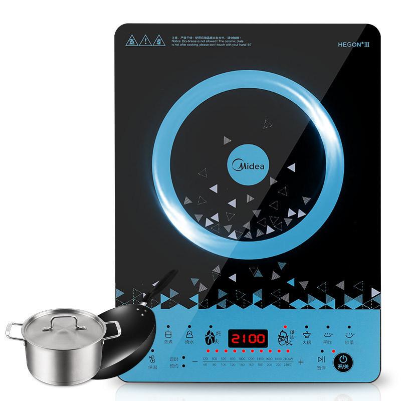 Bếp điện từ  / Midea C21-WT2112T bếp cảm ứng