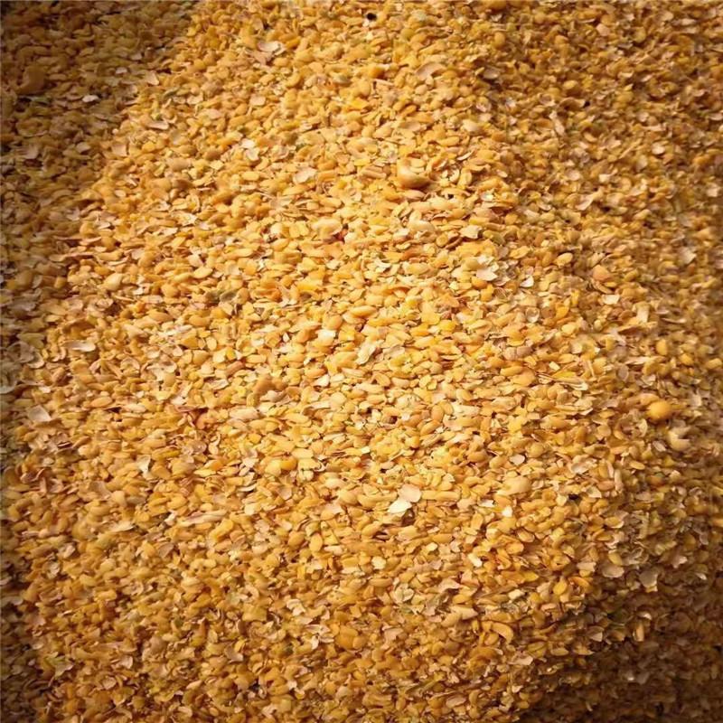 Thức ăn cho bò Lợn chăn nuôi gia súc đạm chất lượng cao nhà máy thức ăn bột đậu nành trực tiếp giá t