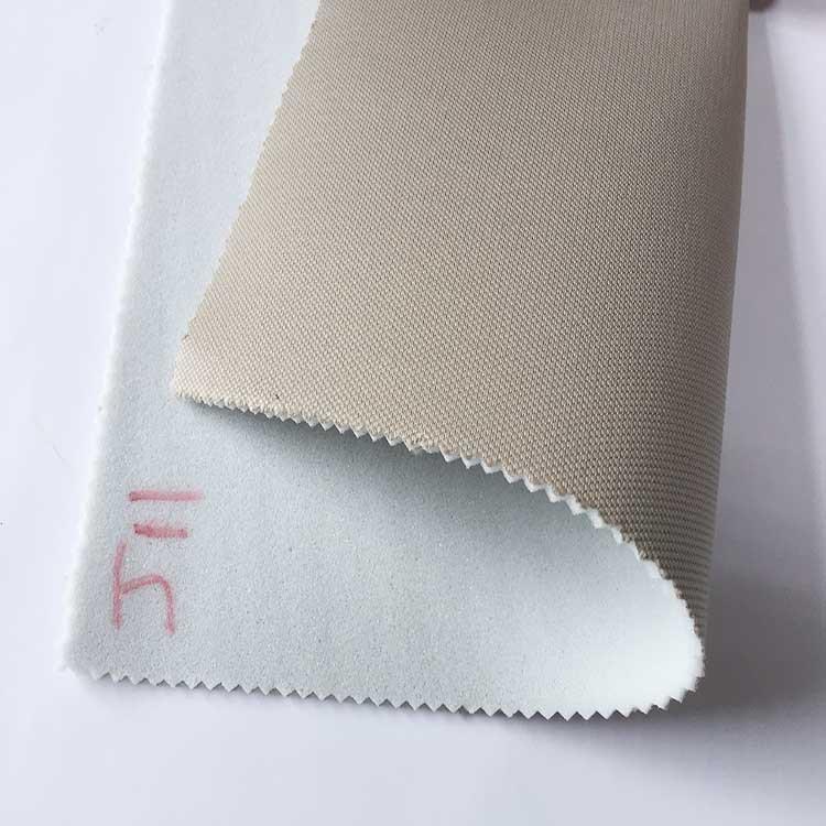 JINFENGQIAO Vật liệu tổng hợp Nhà máy trực tiếp xe mái vải vải lưới composite bọt biển sửa đổi nội t