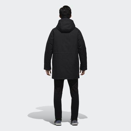 Adidas Phái nam Adidas chính thức CLIMAWARM PARKA áo khoác nam ngoài trời DM1970 DM1969