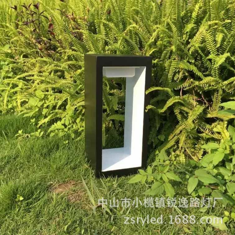 Đèn LED thảm cỏ trang trí sân vườn .