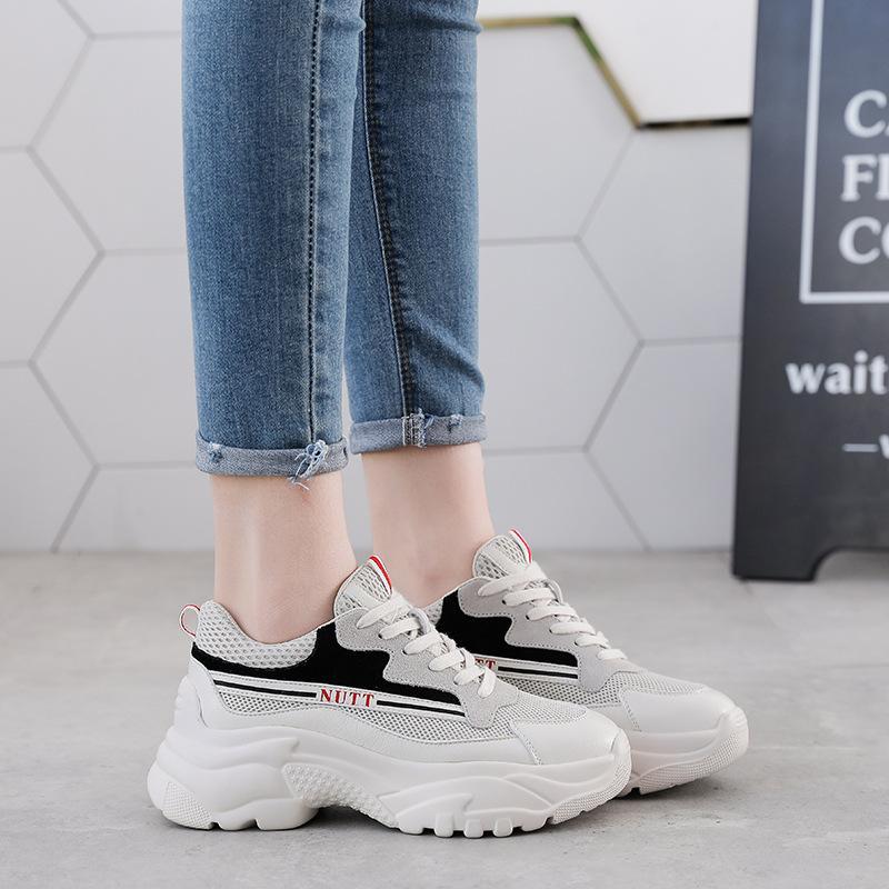 Giày Thời Trang Thể Thao dành cho Nữ , Giup Tăng chiều cao .