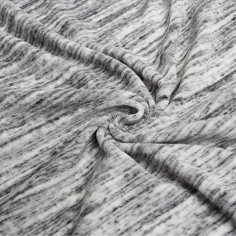 YUANJIU Vải khăn lông Duan Cai nhung dệt vải nhung tùy chỉnh vải nhung vải nhung dày vải nhung