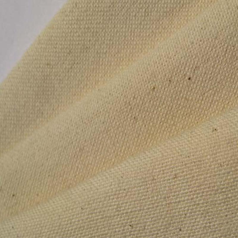 SUITENG Vải Cotton mộc Vải cotton 6 ounce màu xám 6 ang vải vải 51 * 40 vải vải Giày túi xách vải tạ