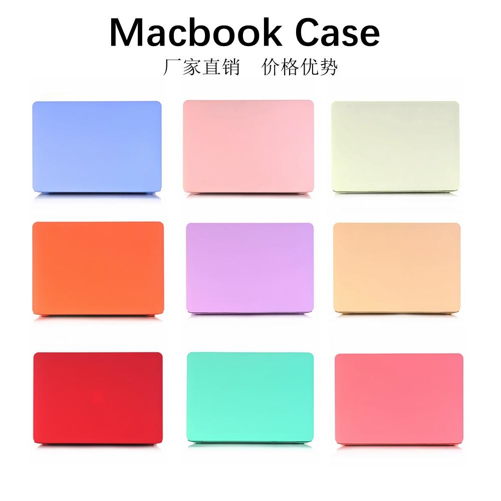 Phụ kiện máy xách tay Macbook pro bảo vệ bìa mac pro apple máy tính xách tay vỏ macbook phụ kiện bao