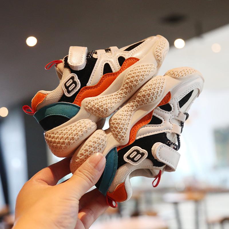 Giày Thể Thao Thời Trang kiểu vải lưới dành cho Trẻ Em .