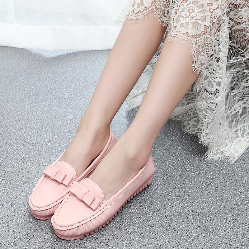 Giày Mọi Da dành cho Nữ , Nơi xuất xứ Quảng Châu.