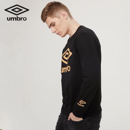 Áo thun nam tay dài Umbro kiểu dáng đơn giản