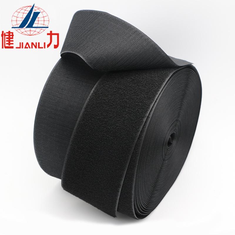 HEYI Khoá dán Hỗn hợp nylon Velcro Móc khóa mặt lưu hóa mặt móc với Jianli Hehong Hongming dán nhãn