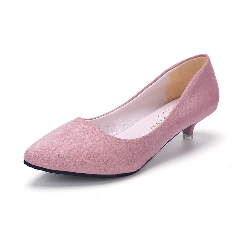Giày Búp Bê cao gót dành cho nữ  .Thương Hiệu : YONGMAO