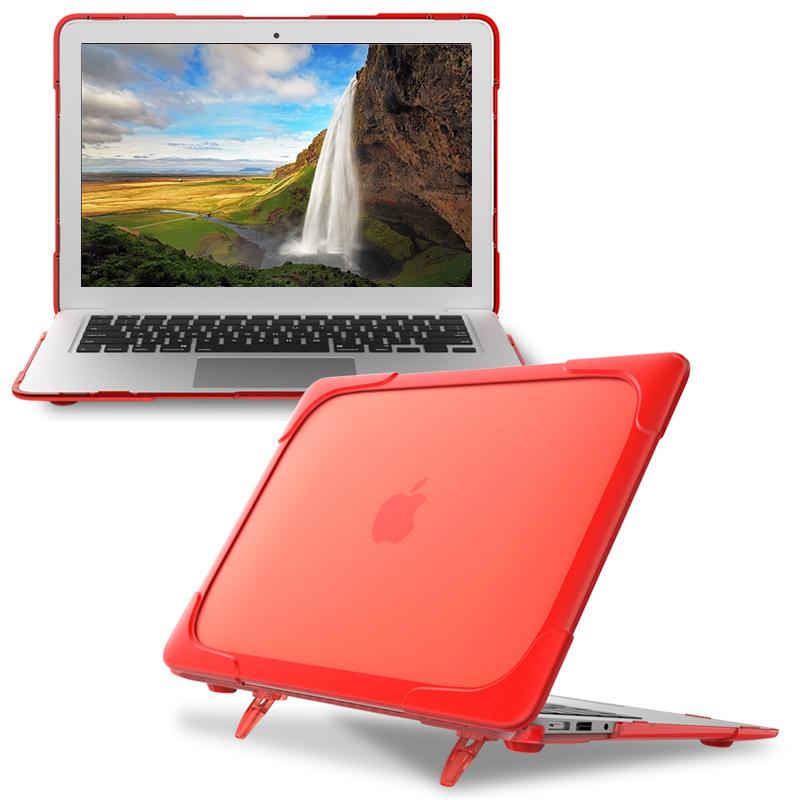 HRH Phụ kiện máy xách tay Áp dụng macbook air Máy tính xách tay Apple Vỏ tản nhiệt 11/13 inch phụ ki